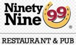 Ninety Nine Restaurant and Pub – 10% Military Veterans Discount