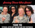 Rock & Brews Restaurants FREE Military Veterans Meal