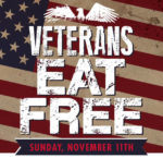 Wild Wing Cafe Veterans Day FREE 6 Wings or Nuggets