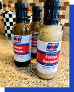 Semper Savage Salad Dressing Veterans and Active Duty Military Discount